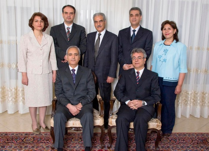 Imprisoned Baha'i Leaders