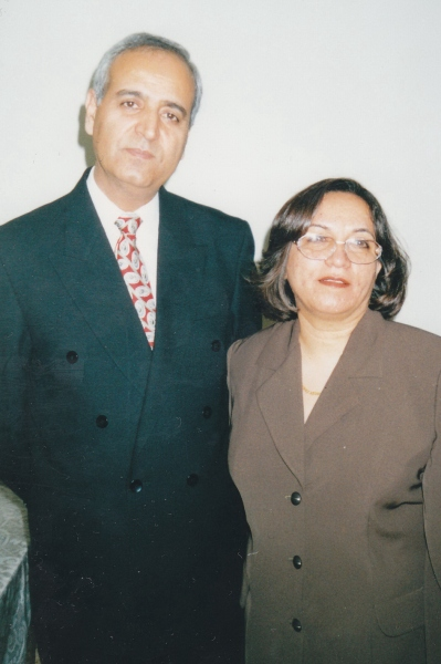 Behrouz and Tahereh - more recent