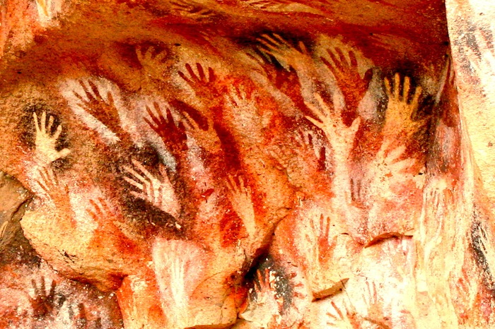 cave-paintings hands